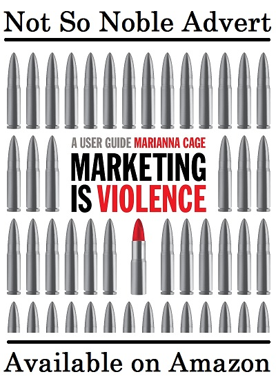 marketing is violence ebook